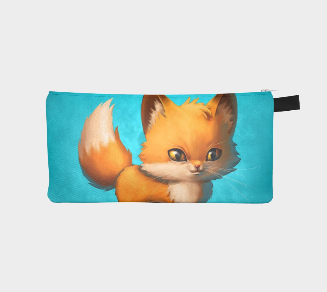 Aperçu de Fox - Pencil case #1