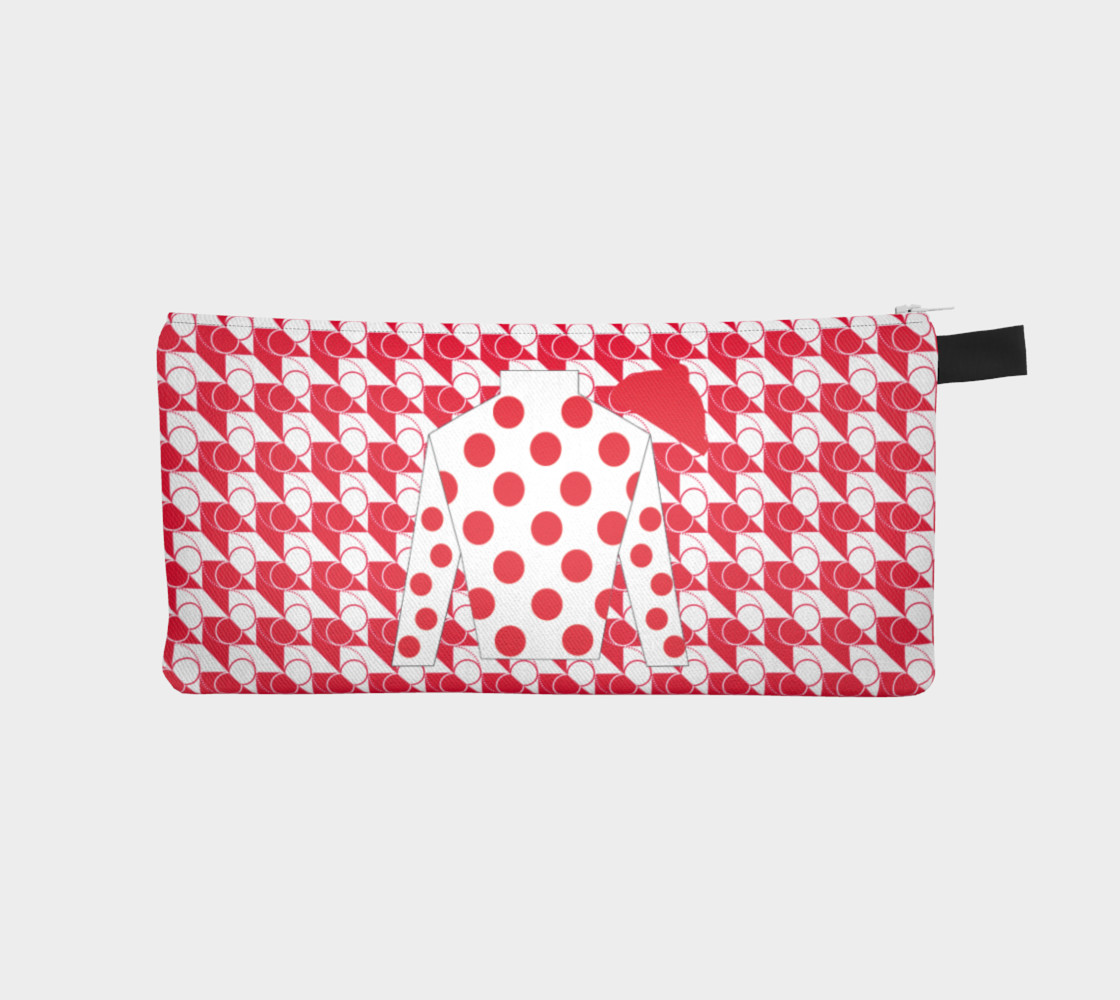 Pencil Case Inspired by Gallant Fox preview #1