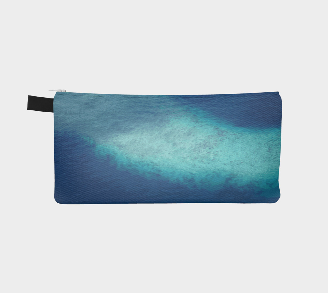 Blue Sea White Sandy Lagoon preview #2