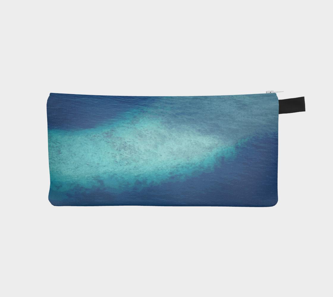 Blue Sea White Sandy Lagoon preview #1