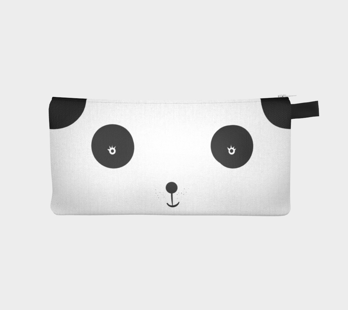 Aperçu de Panda Pencil Case #1