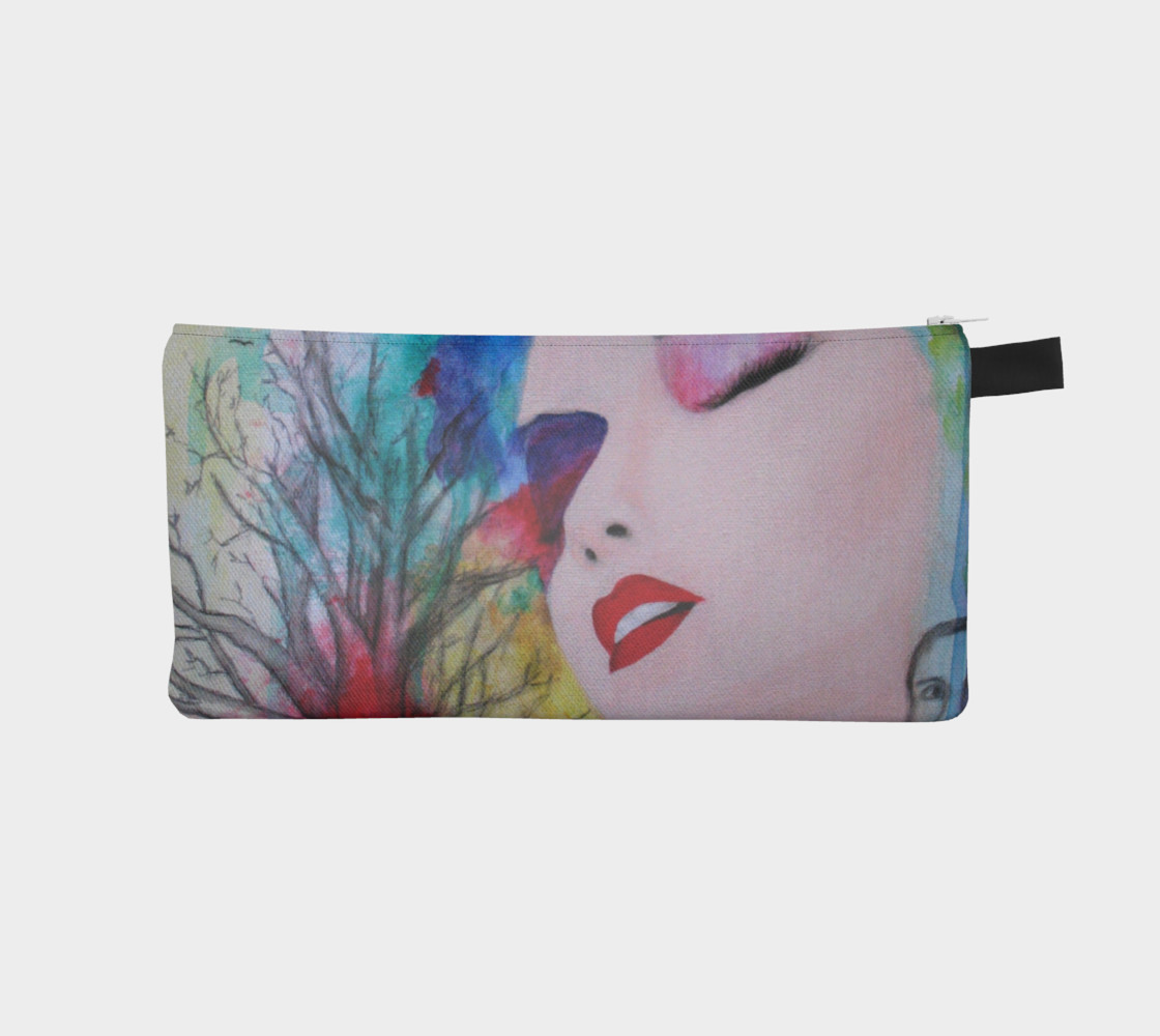 Remember Who You Are Pencil Case preview #1