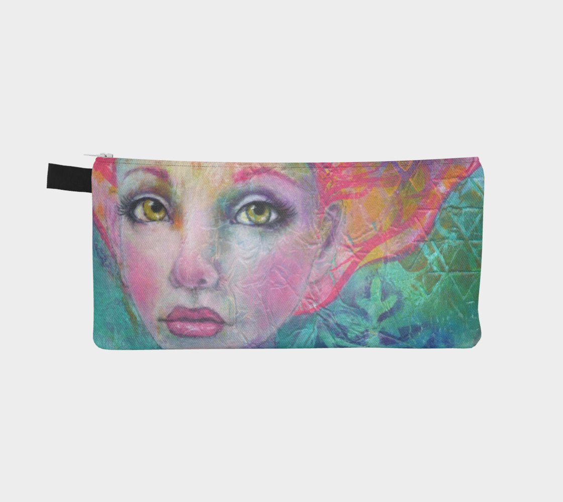 Anahalia - Pencil Case by Danita Lyn preview #2