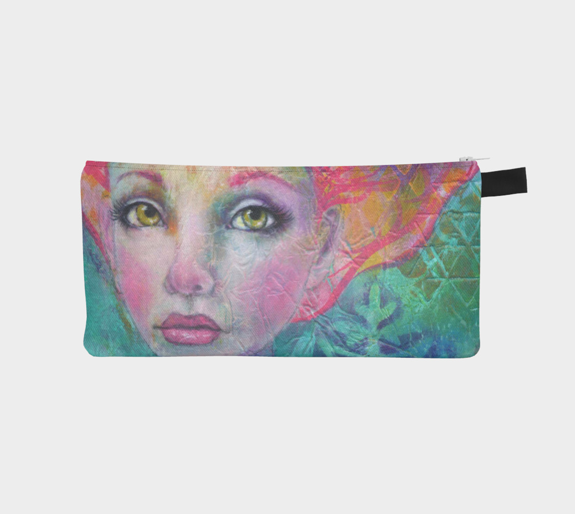 Anahalia - Pencil Case by Danita Lyn preview #1