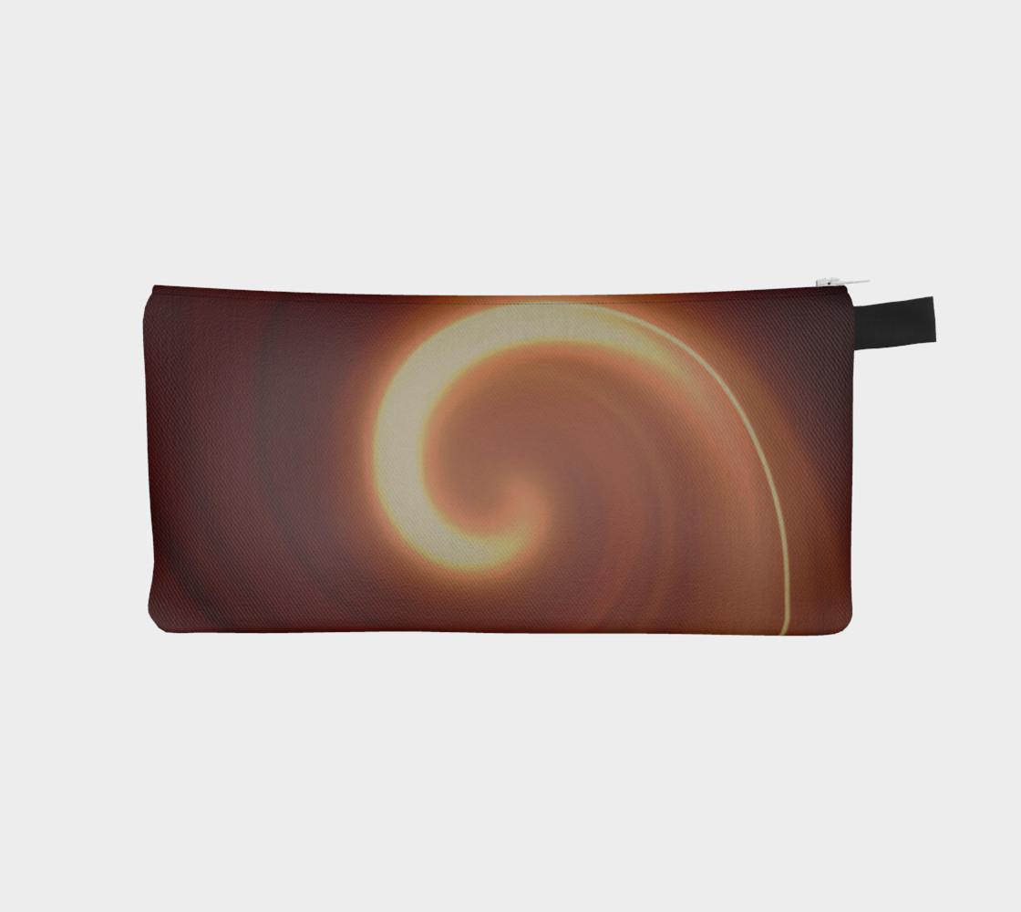 Aperçu de Spiral of Light Shades of Brown #1