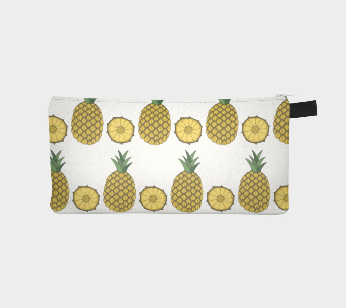 Aperçu de Pencil Case - Pineapple #1