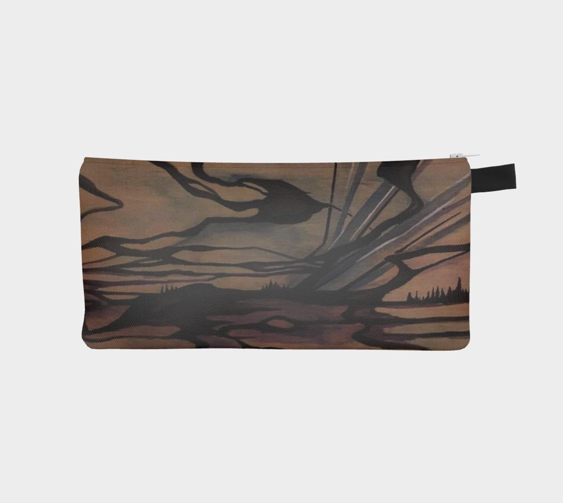 Aperçu de Landscape Pencil Bag #1