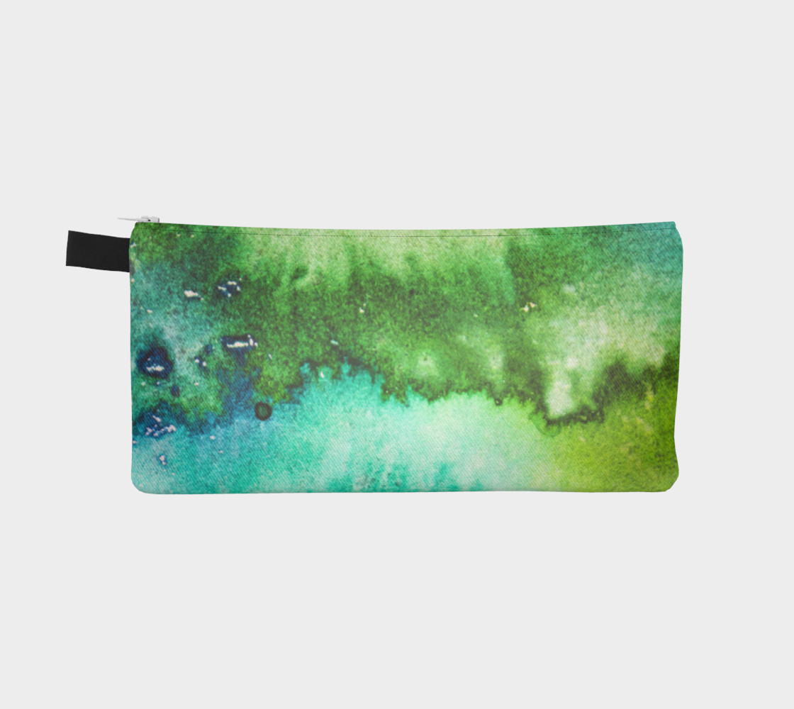 Coral Reef Dream Pencil Case preview #2