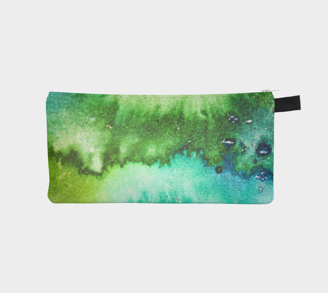Coral Reef Dream Pencil Case preview #1