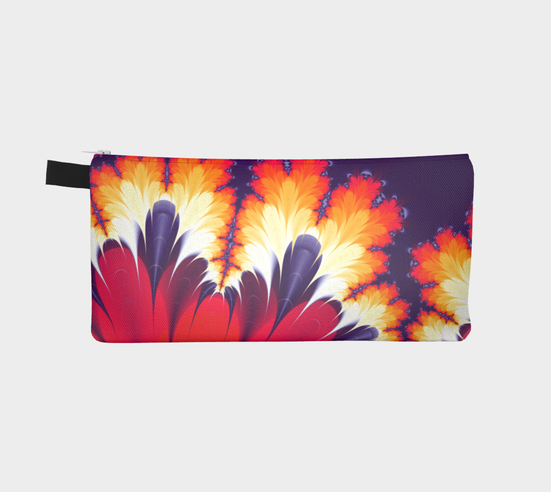 Spreading Feathers Pencil Case preview #2