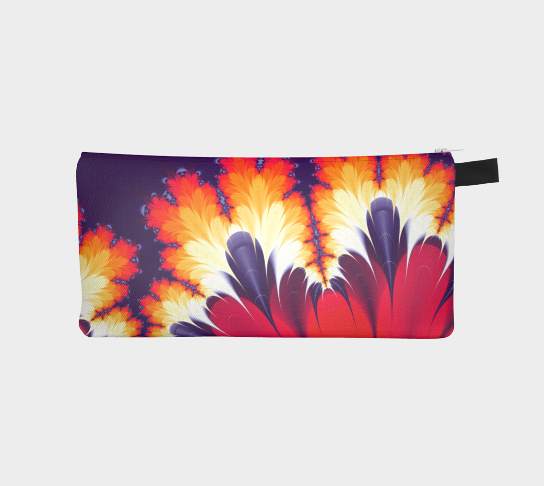 Spreading Feathers Pencil Case preview #1