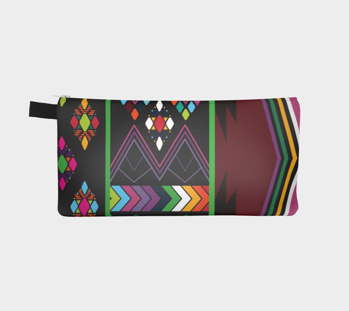 Aperçu de Aztec Pencil Bag #2