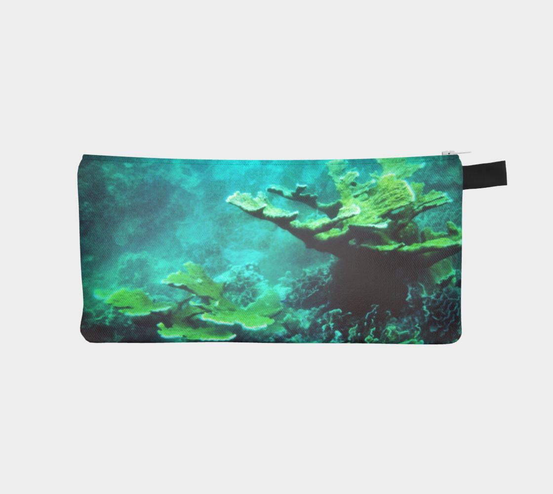 Aperçu de Under the Sea Pencil Bag #1