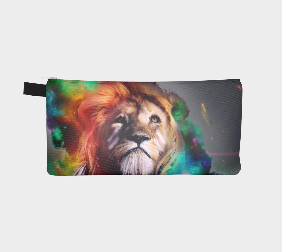 3D Tiger Pencil Case preview #2