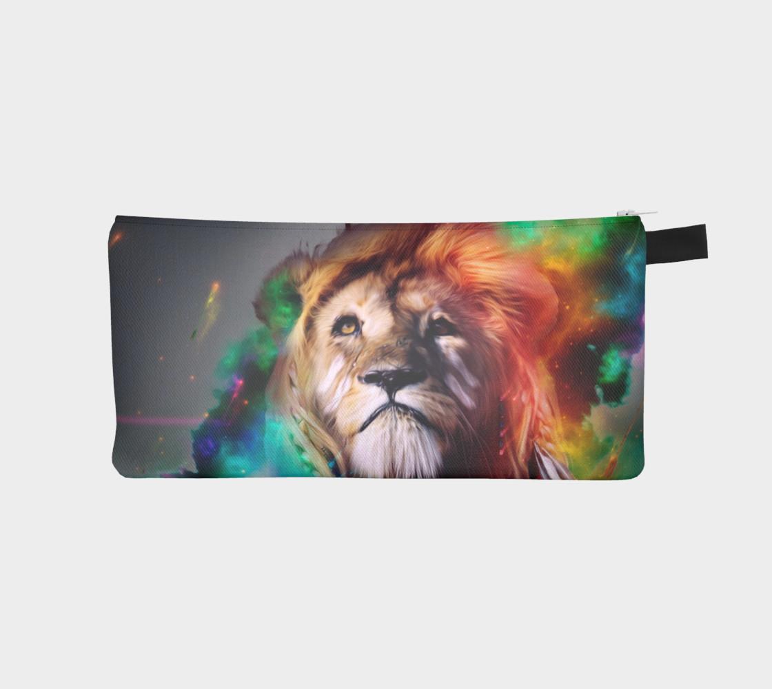 3D Tiger Pencil Case preview #1
