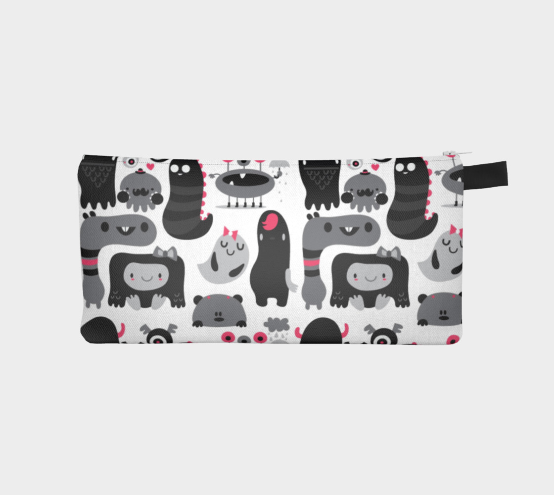 Monster pattern preview #1