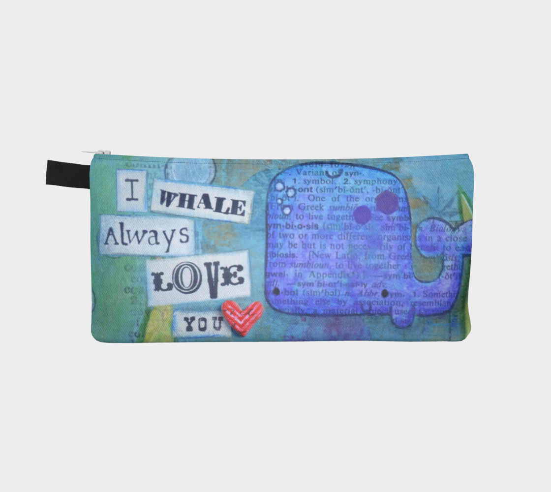 I Whale Always Love You - Case - by Danita Lyn preview #2