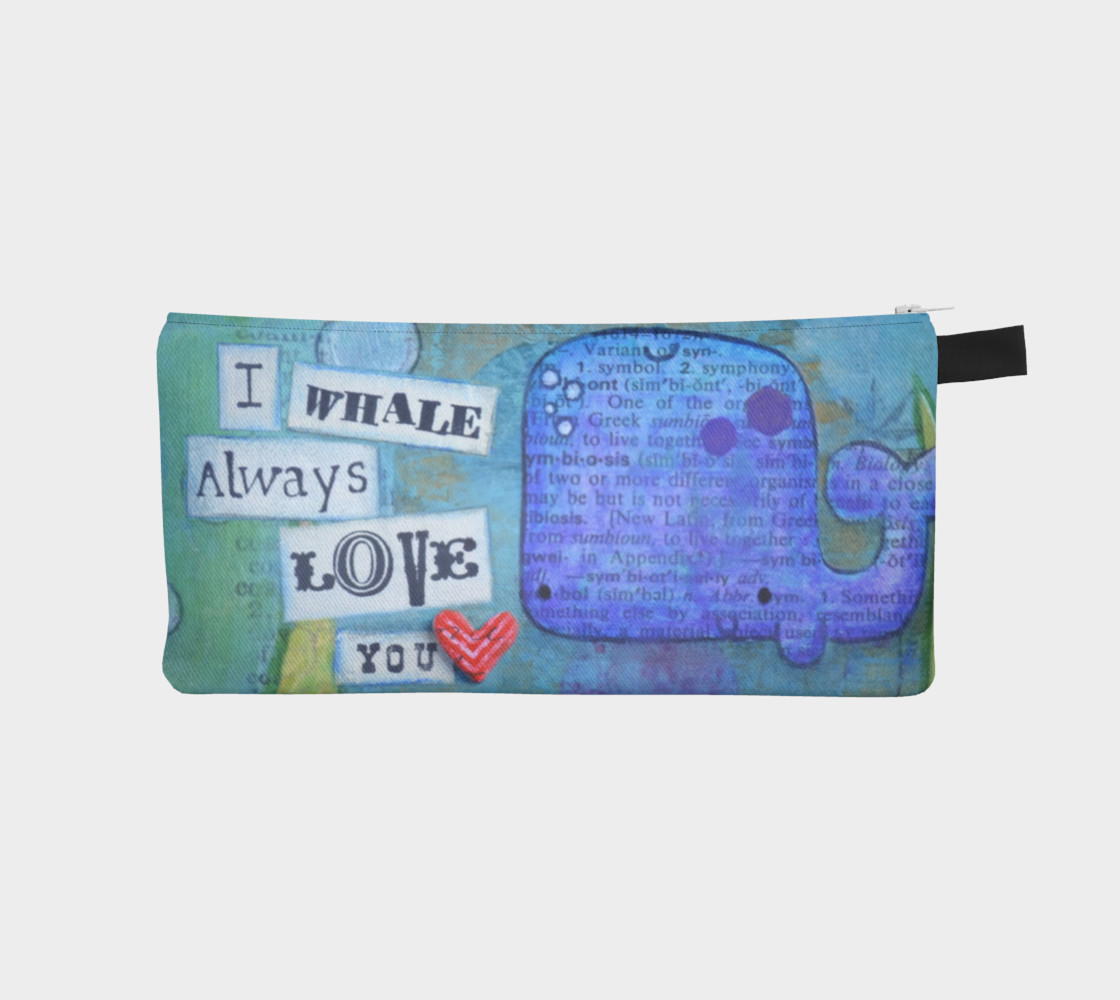 I Whale Always Love You - Case - by Danita Lyn preview #1