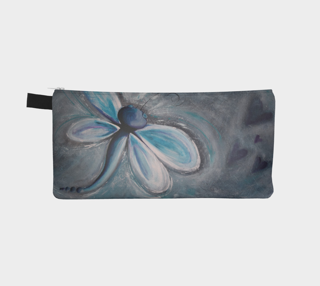 Aperçu de Dragonfly Pencil Case #2