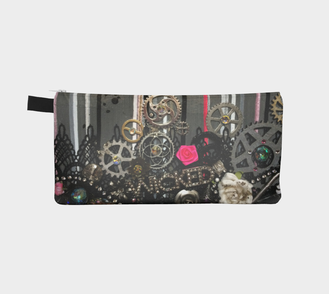 Wicked Zippered Pouch preview #2