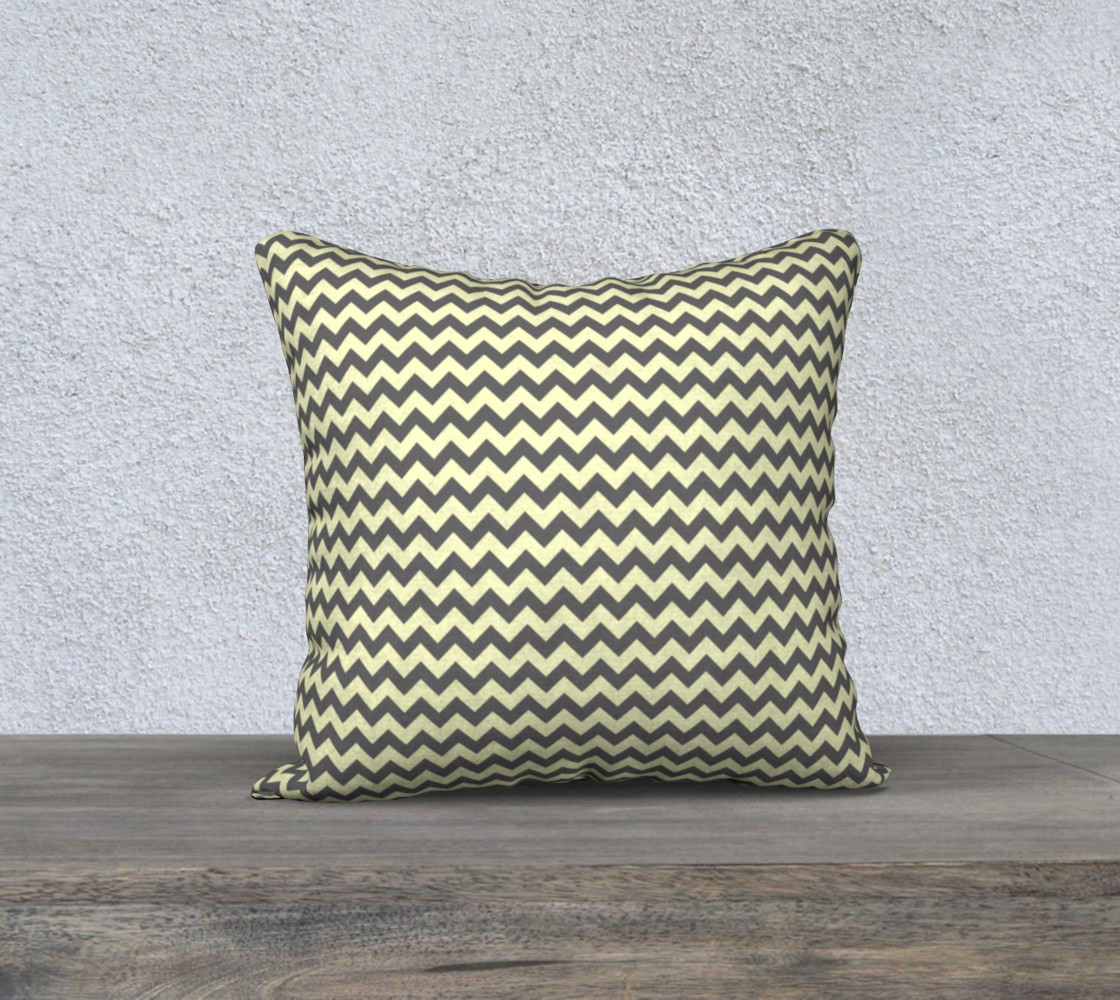 GREY & LINEN CHEVRON 18 preview #1
