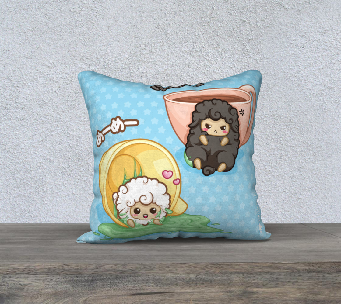 Bruno & Herbert - Mugs - Pillow thumbnail #2