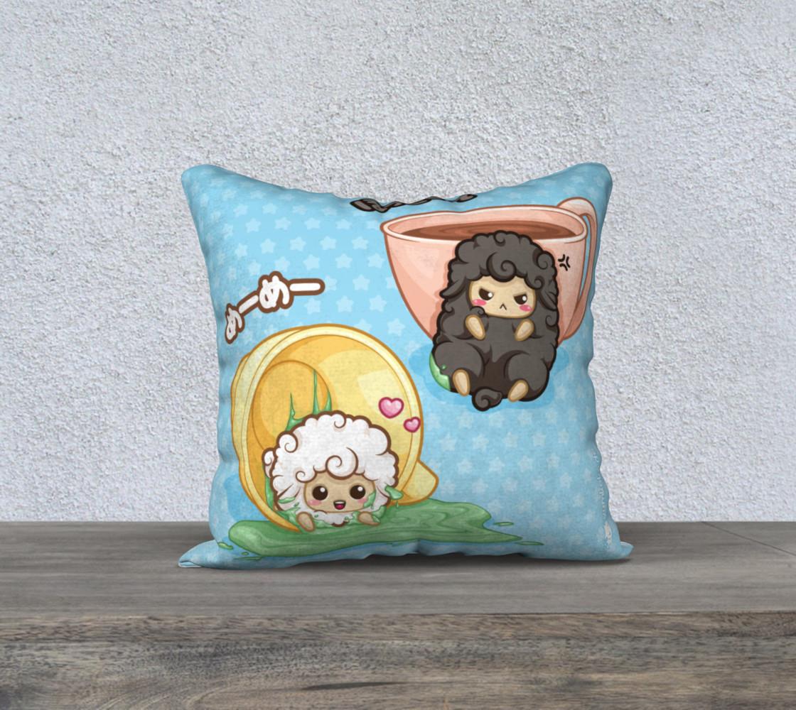 Bruno & Herbert - Mugs - Pillow preview #1