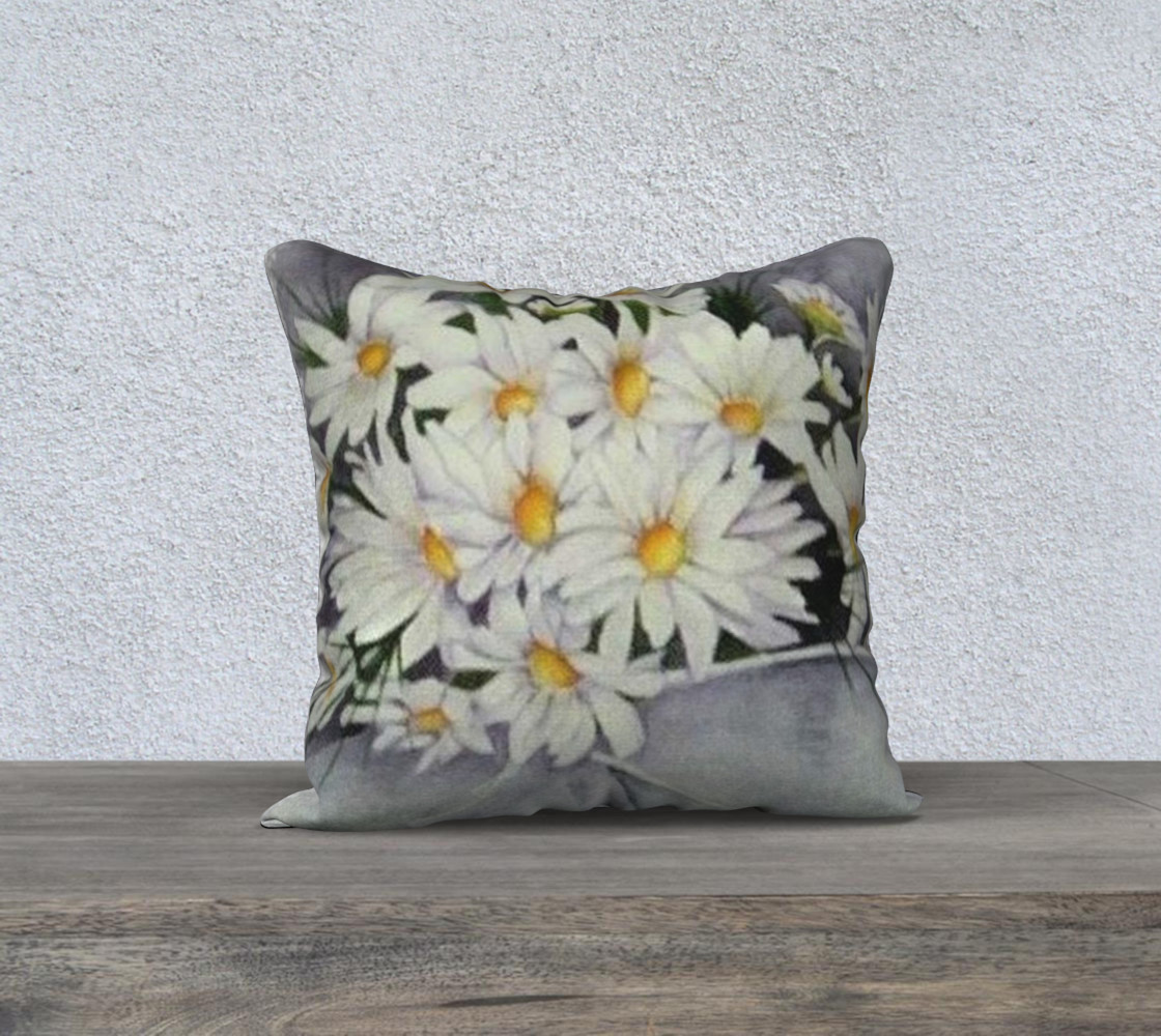 White Daisy Bouquet preview #1