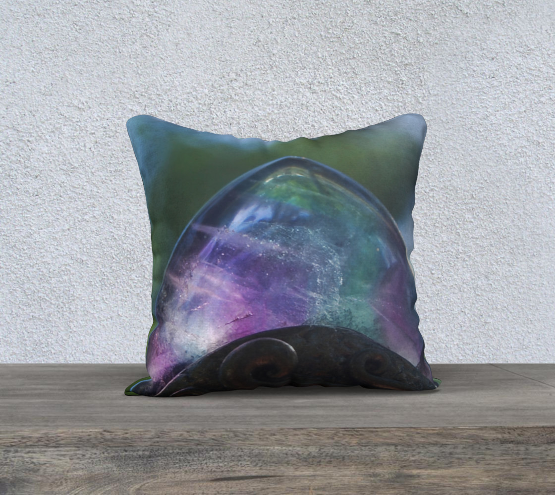 Fluorite Pillow preview #1