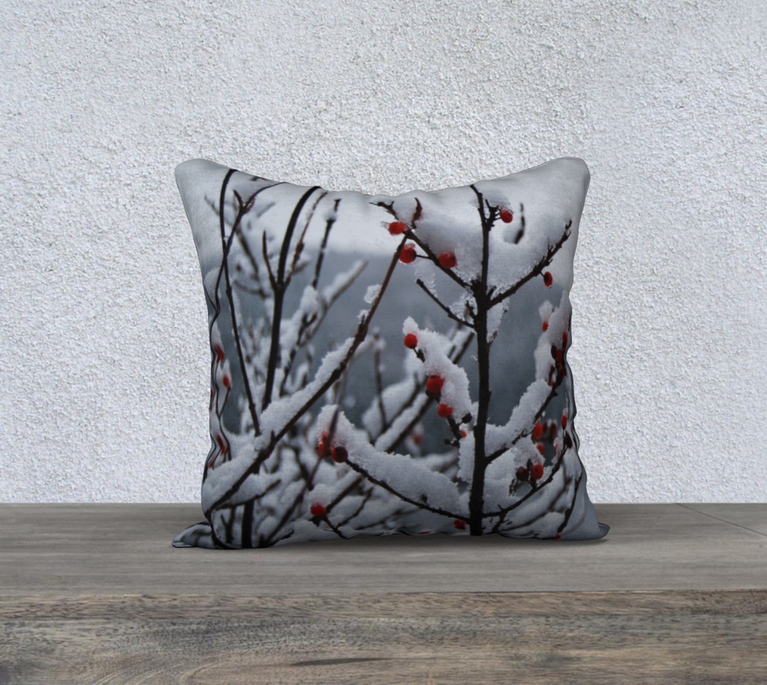 Snowberry Pillow 2 preview #1