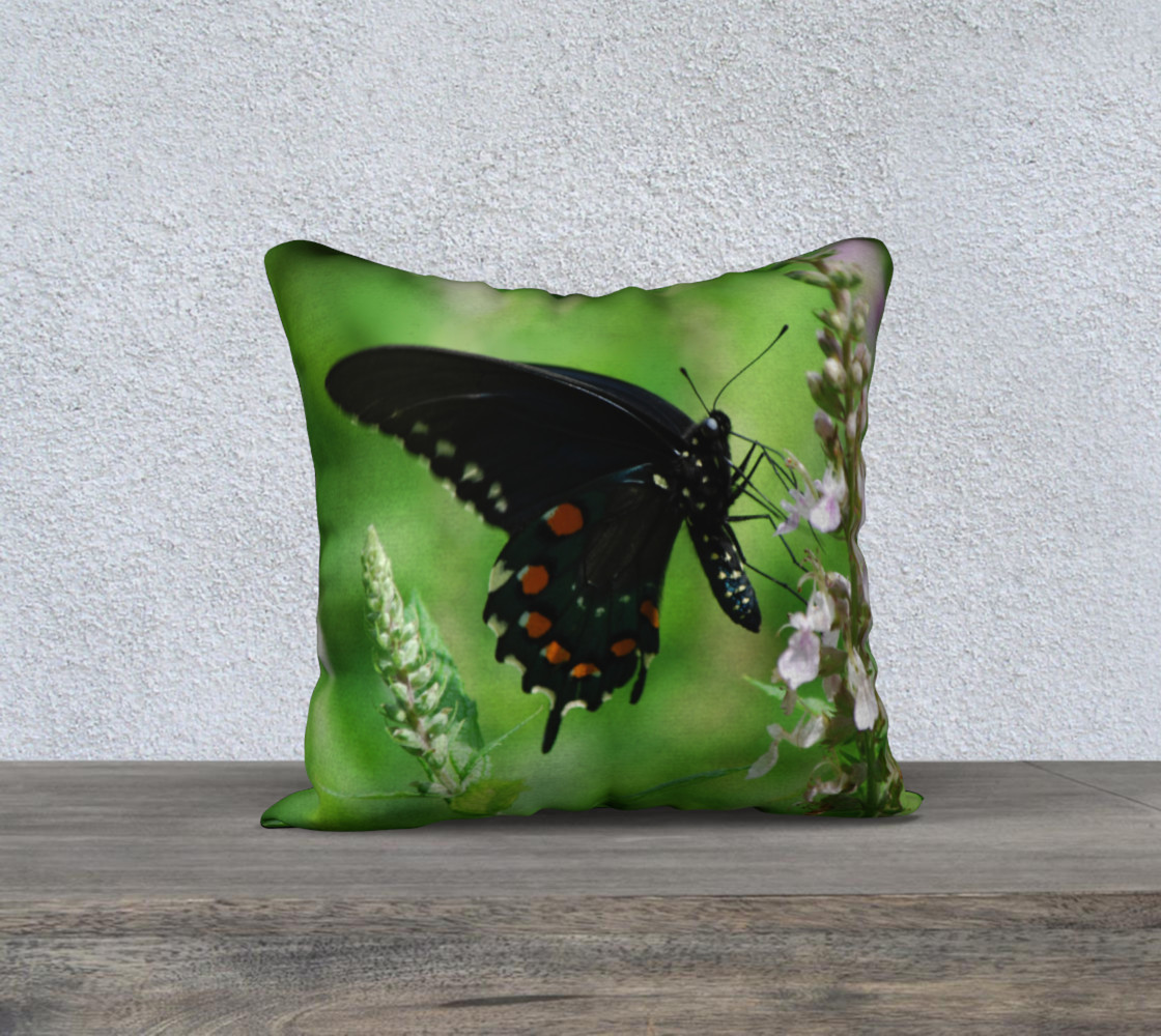 Butterfly Pillow preview #1