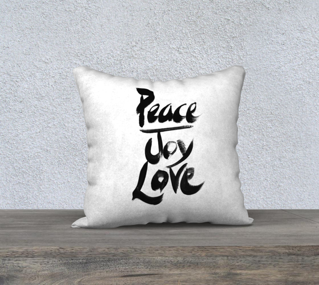 PEACE. JOY. LOVE. preview #1