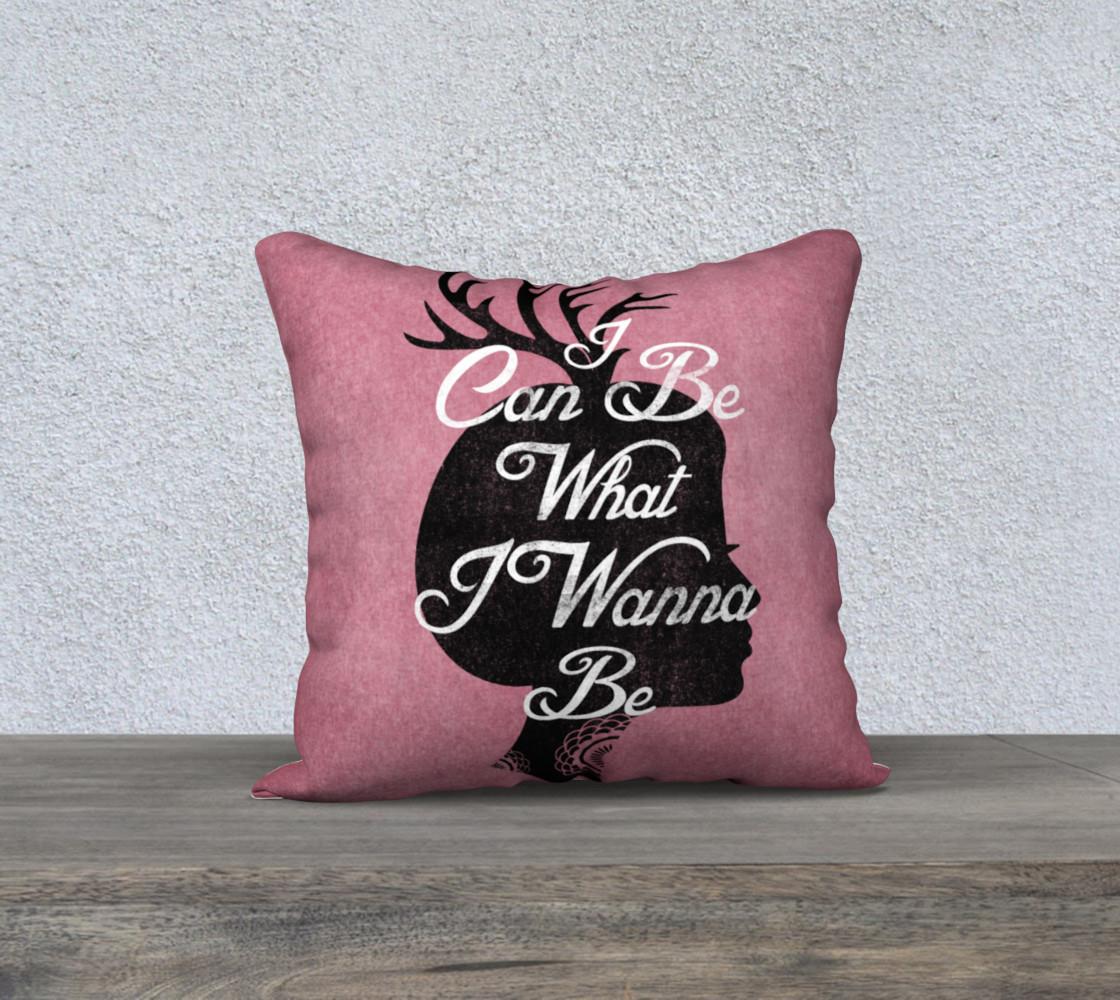 Aperçu de I Can Be What I Wanna Be-Pink #1
