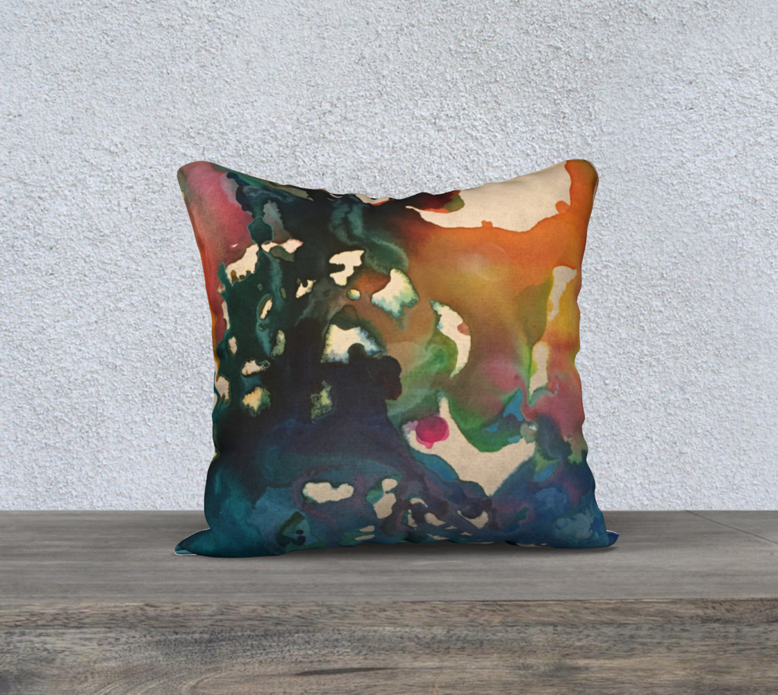 In Streams of Light Pillow preview #1