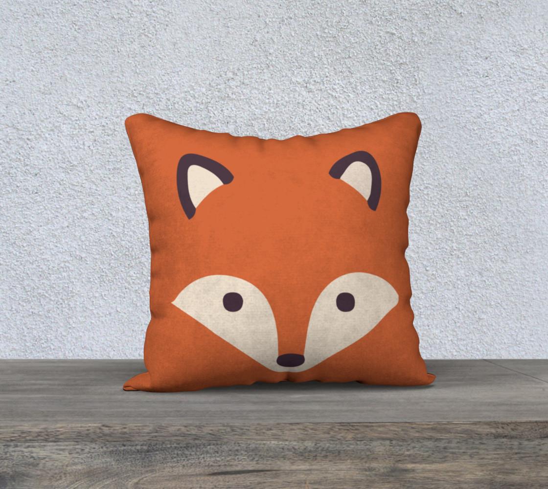 Aperçu de Fox Face #1