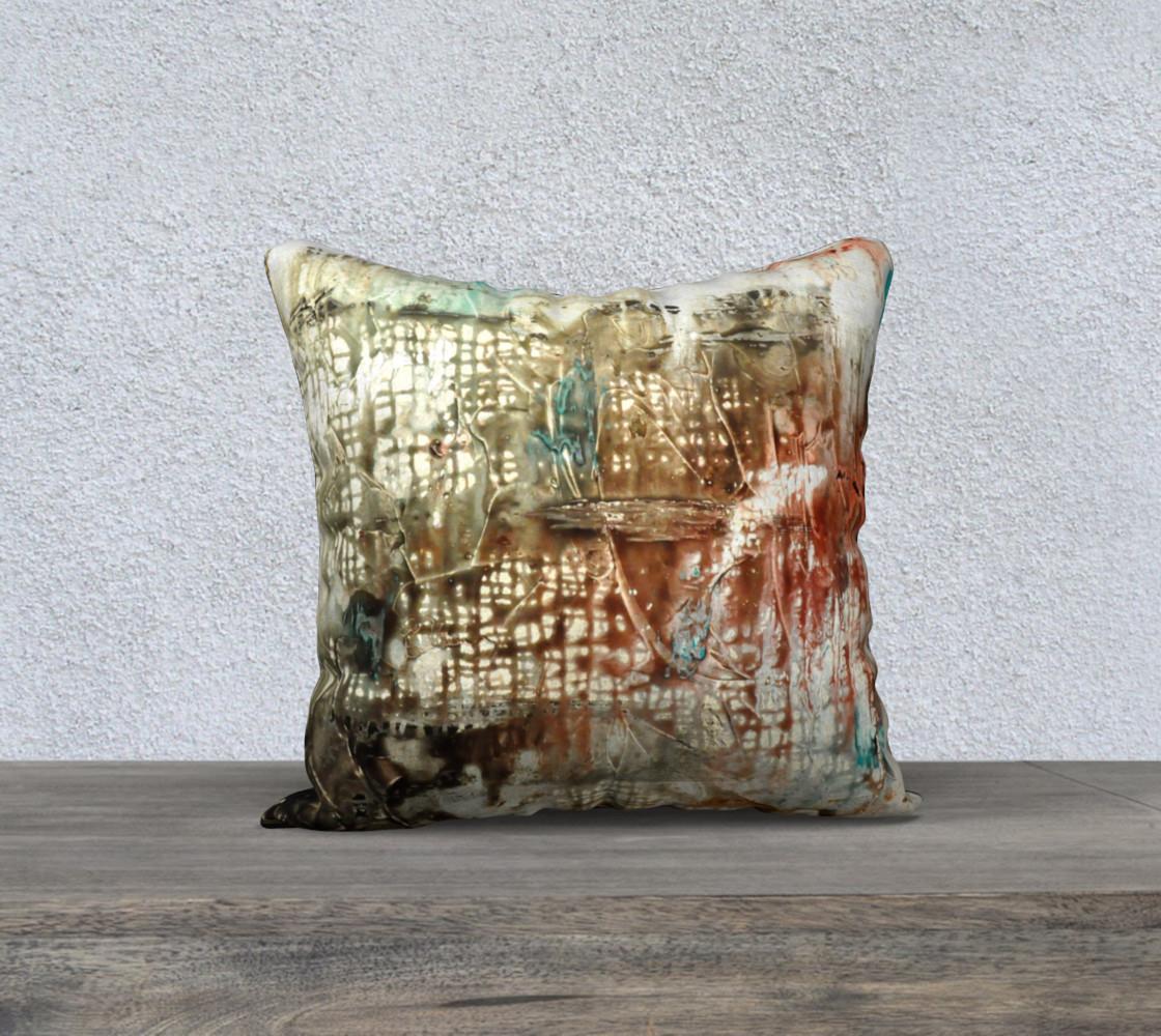 Matt LeBlanc Art Pillow - 007 - 18x18 preview #1