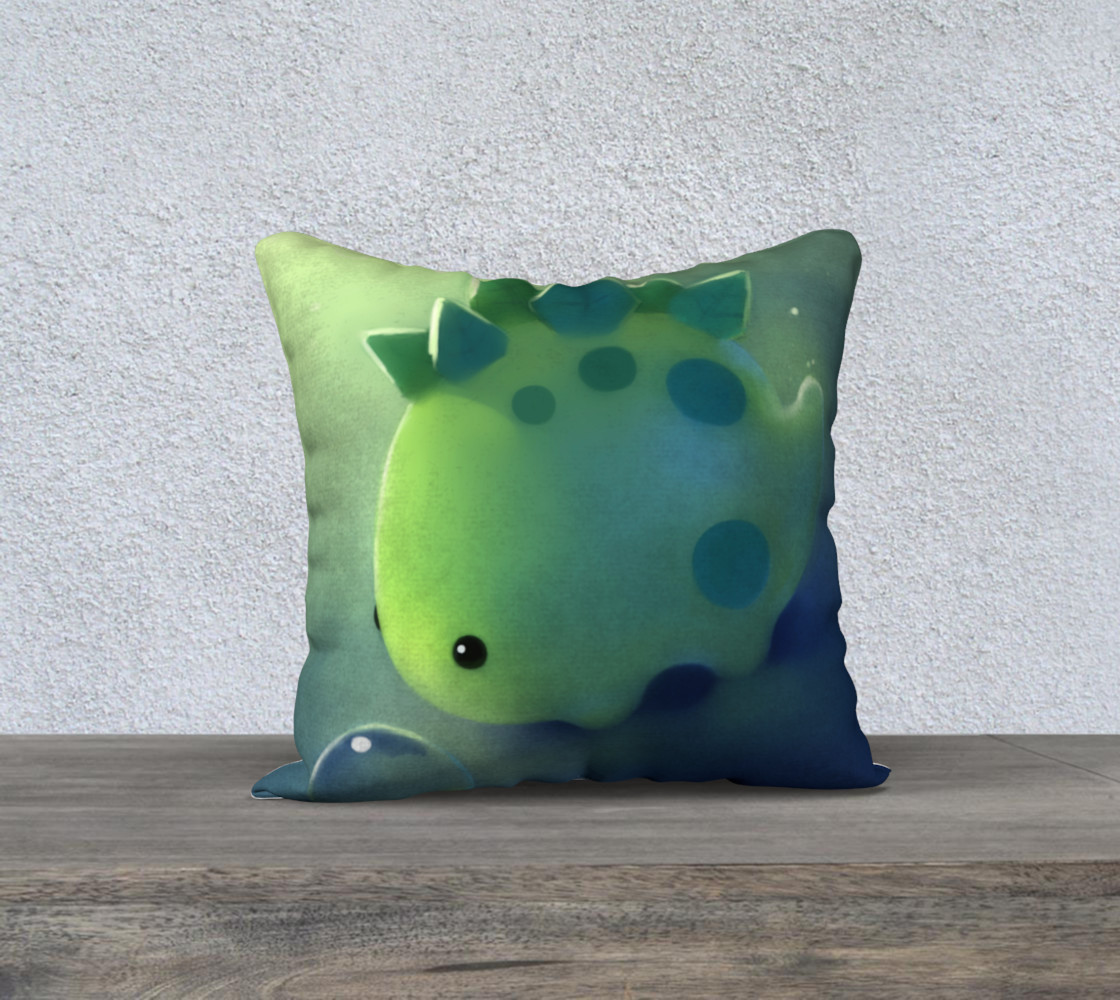 Pillow - Mini Dino preview #1