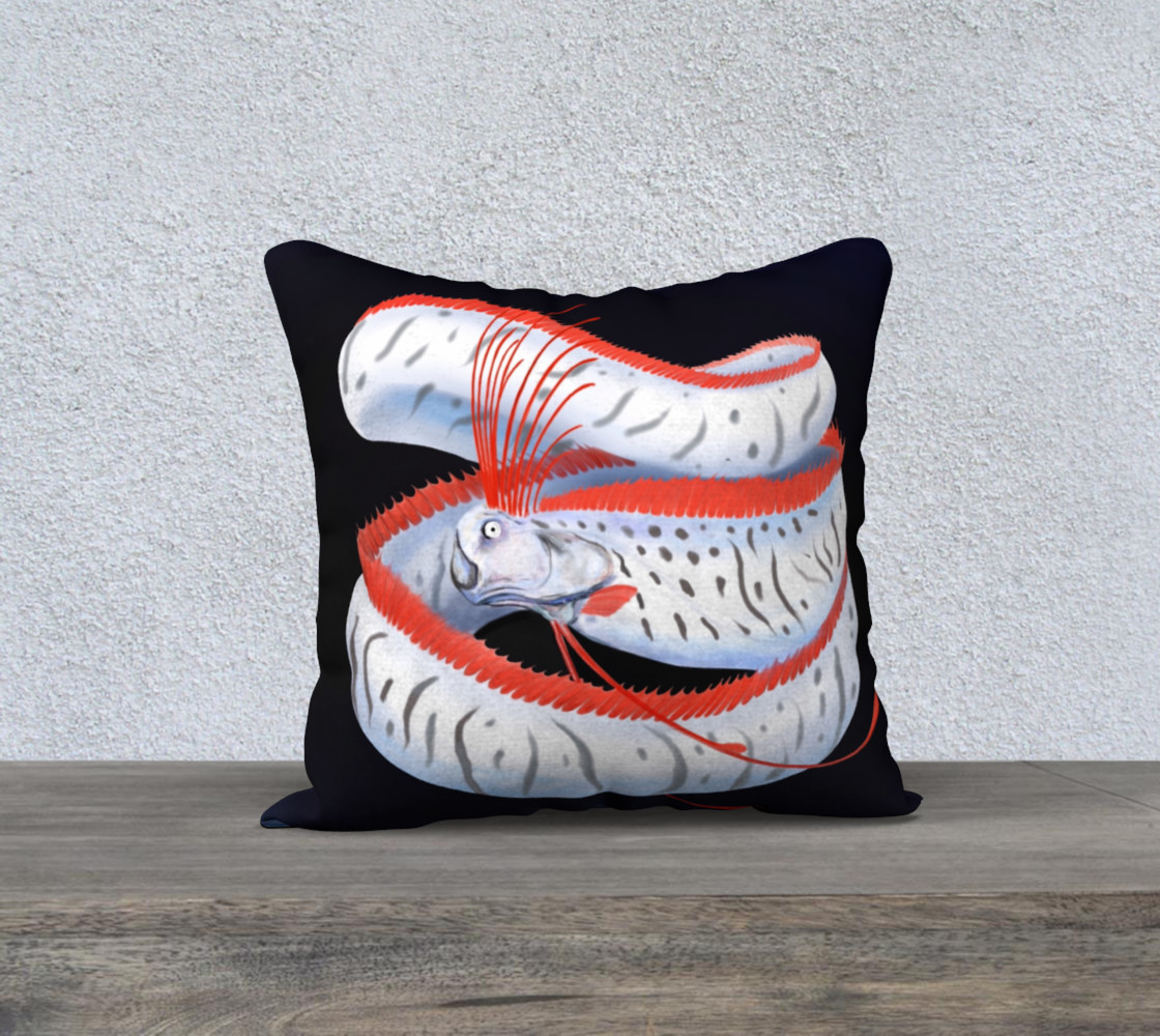 Oarfish Pillow preview #1