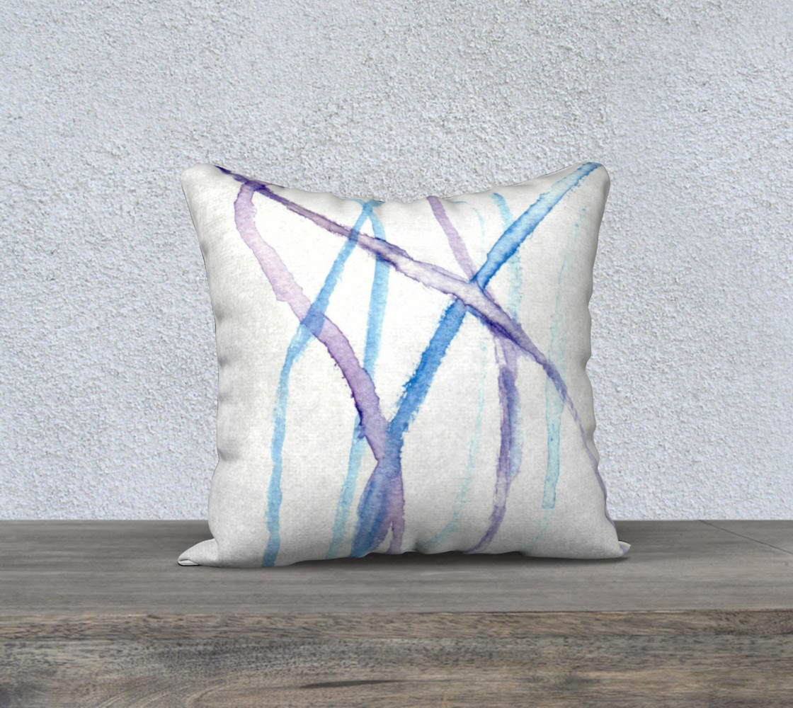 Lines Pillow Case Style1 preview #1