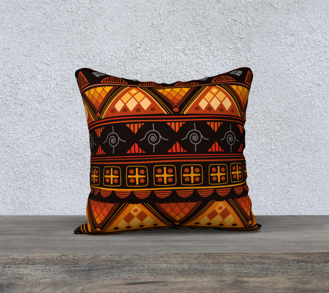 Bright Aztec Pattern  preview #1