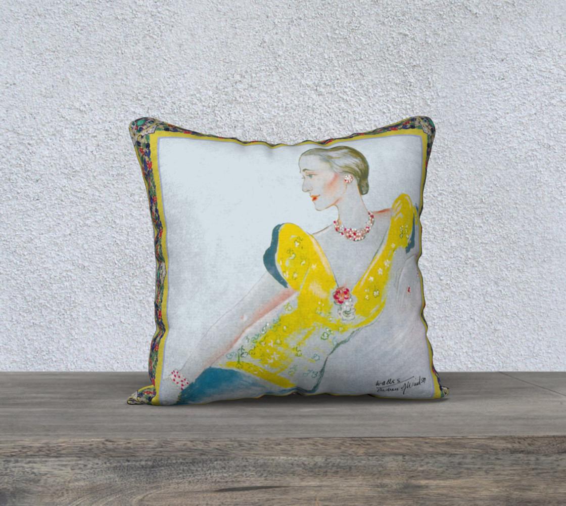 Aperçu de Wallis Tutti Frutti Cushion #1