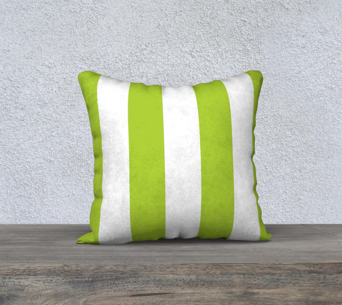 Aperçu de Green and white #1