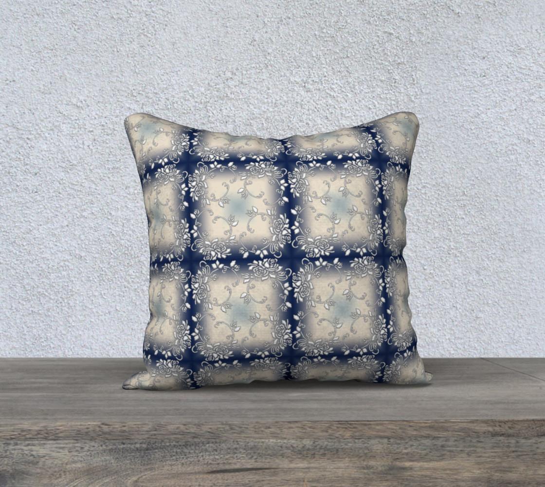 Aperçu de retro floral seamless pattern #1