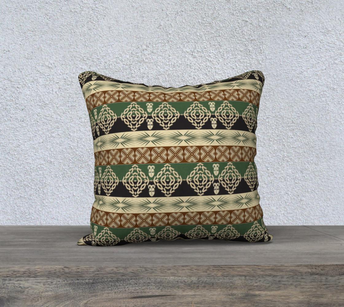 Aperçu de Ethnic african tribal pattern #1