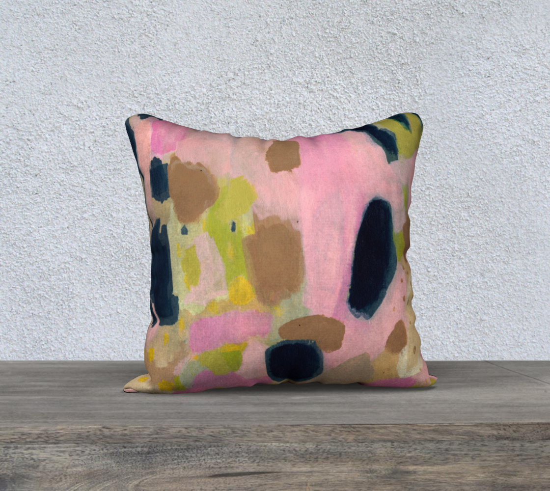 Mystery Floats Back 18 inch Pillow Case preview #1