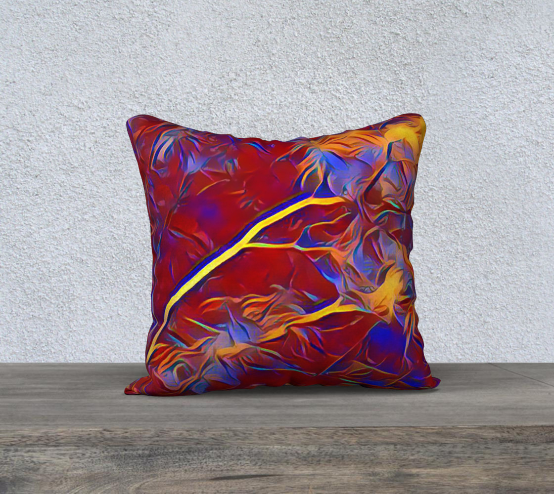Aperçu de October Afternoon 18 x 18 Pillow Case #1