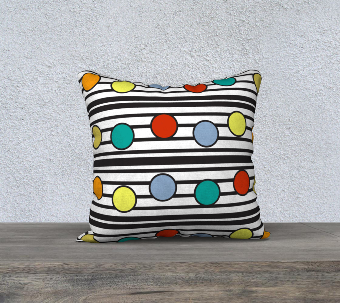 Mid-Century Modern Dot  preview #1
