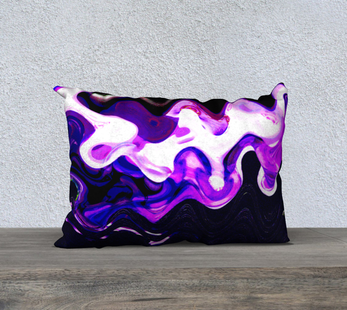 Aperçu de And You Thought You Knew 20 x 14 Pillow Case #1