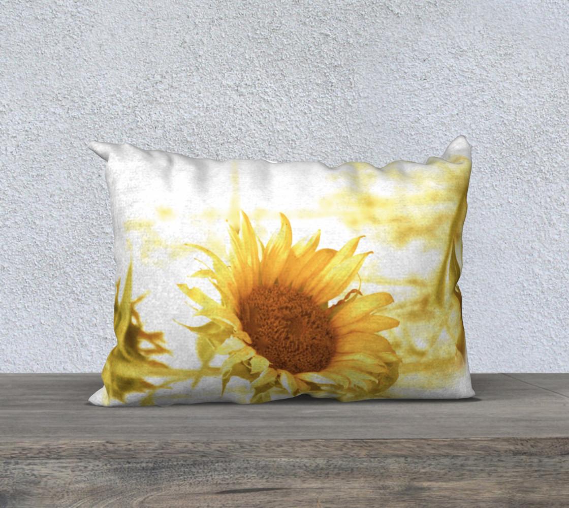 Aperçu de Sunflower in the Light #1