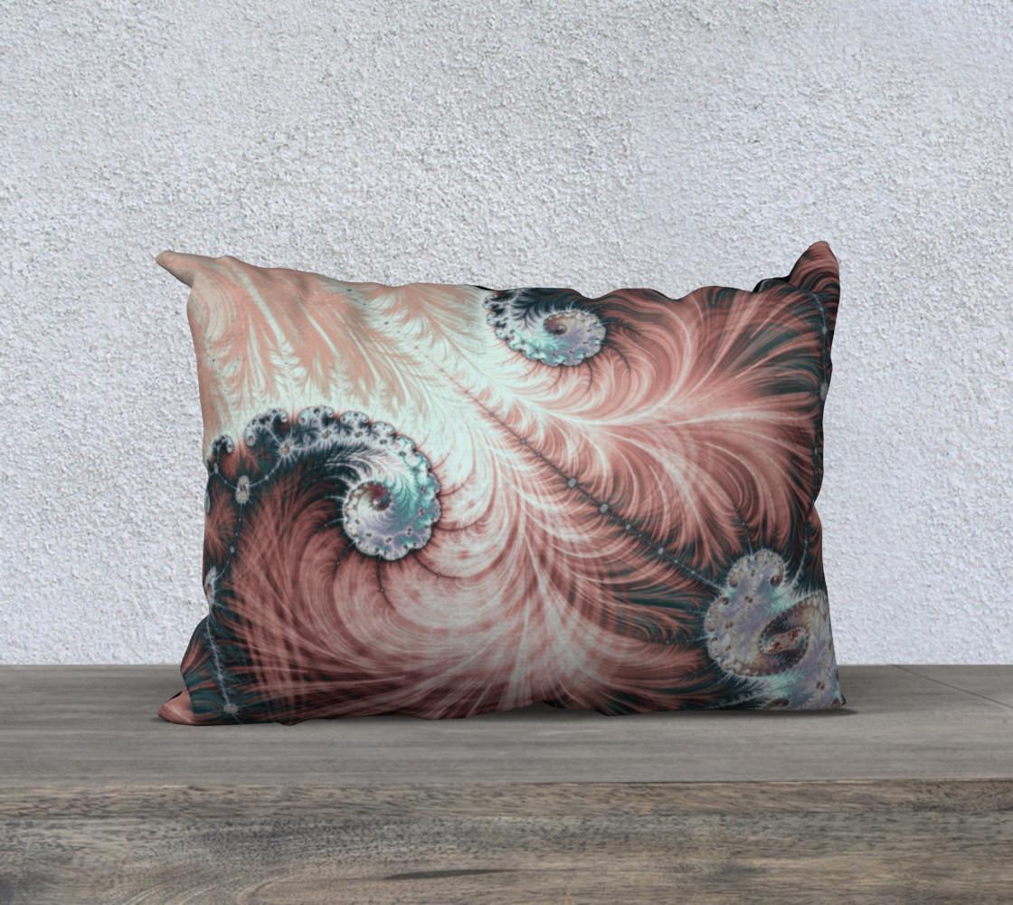 Cretaceous Crustacean Pillow preview #1